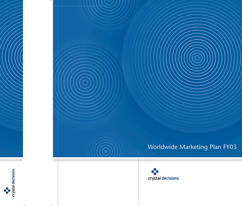 Worldwide marketing plan cover