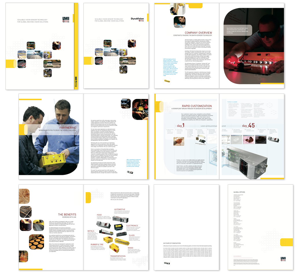 LMI corporate brochure